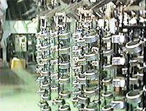 自動ニッケル・クロームめっき装置