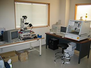 蛍光X線膜厚計・測定顕微鏡